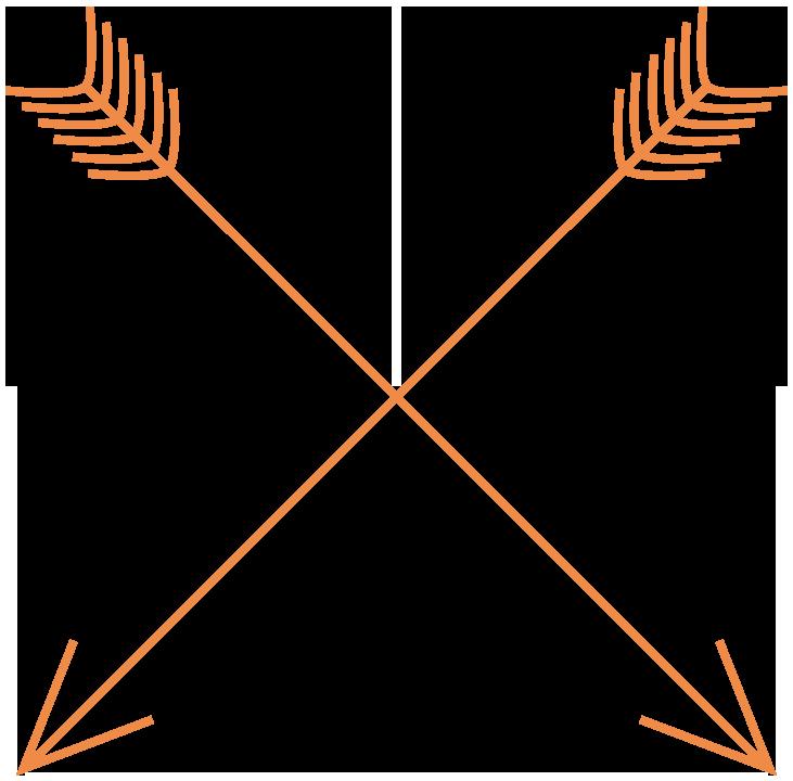 Free laurel frames arrows. Arrow clip art decorative
