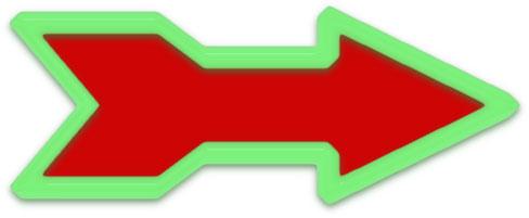 Arrows clipart animated. Free arrow