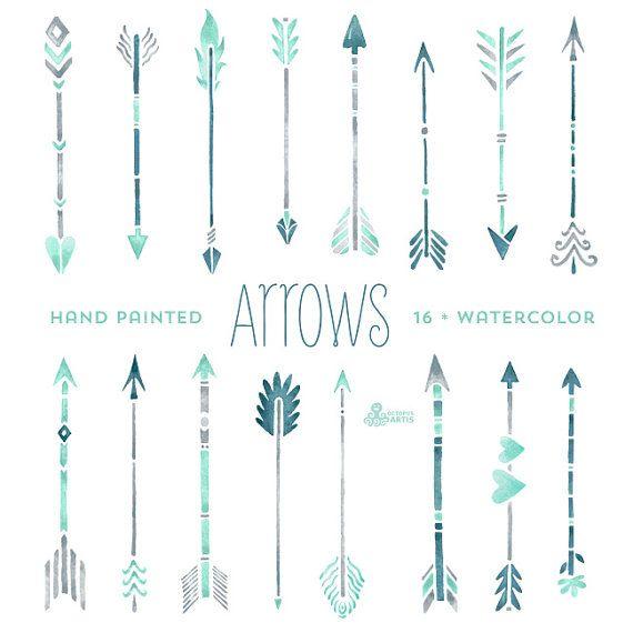 Arrows clipart artsy.  best octopus artis