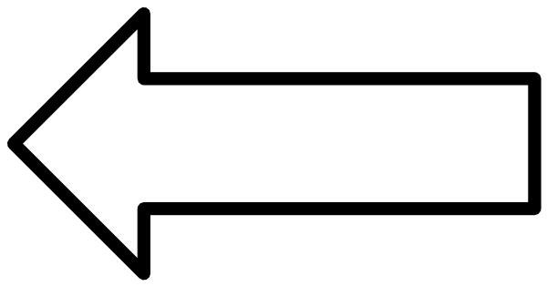 Free arrows clip art. Arrow clipart black and white