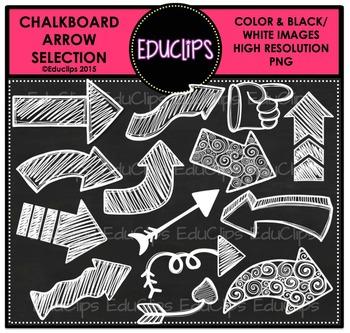 Free arrow clip art. Clipart arrows chalkboard