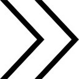 Double arrow vectors photos. Arrows clipart end