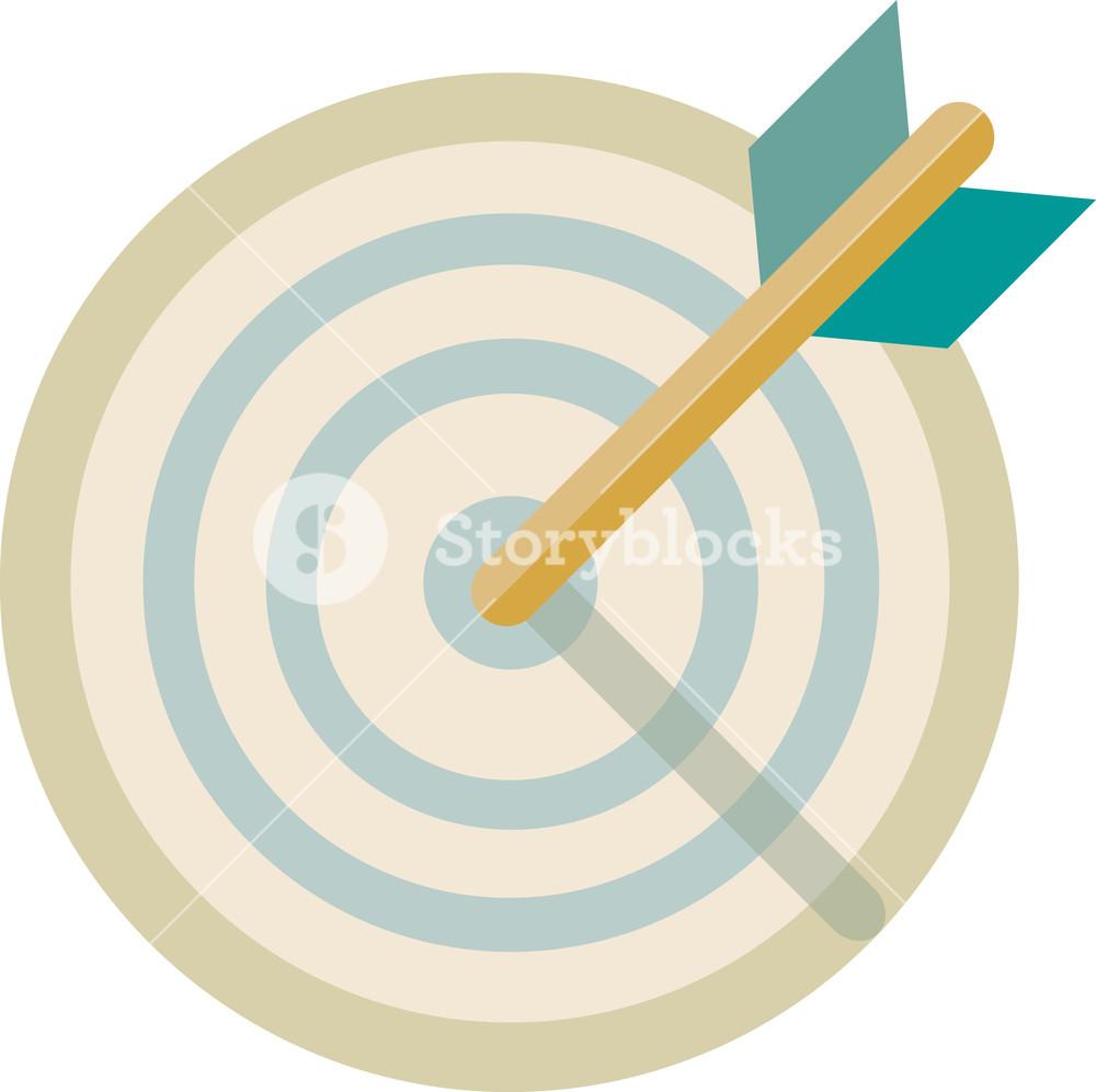 Arrow board icon royalty. Arrows clipart funky
