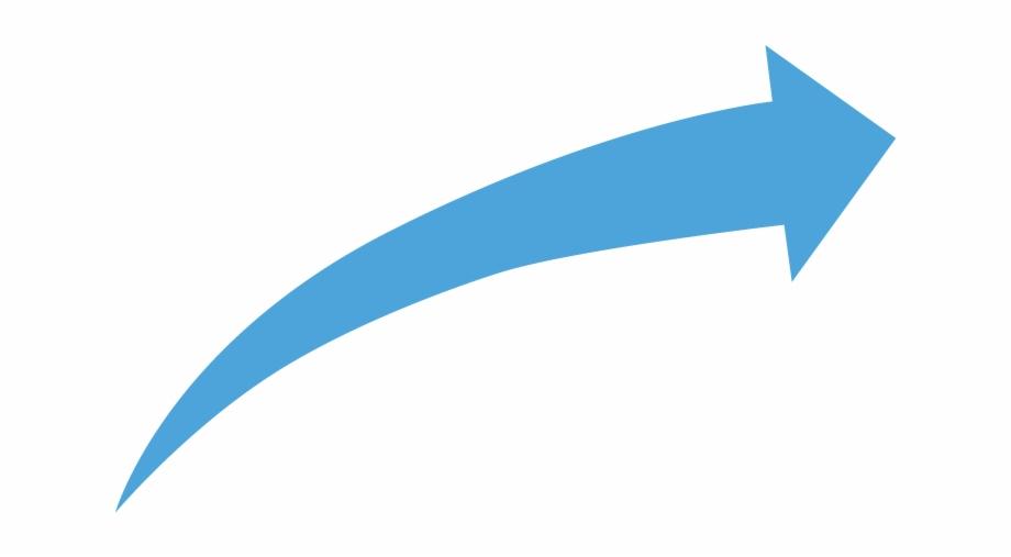 d curved arrow. Arrows clipart powerpoint