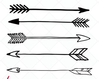graphic relating to Printable Arrows named Arrow clipart printable, Arrow printable Clear Free of charge