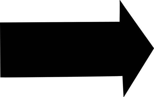 Clip art free vector. Arrow clipart right