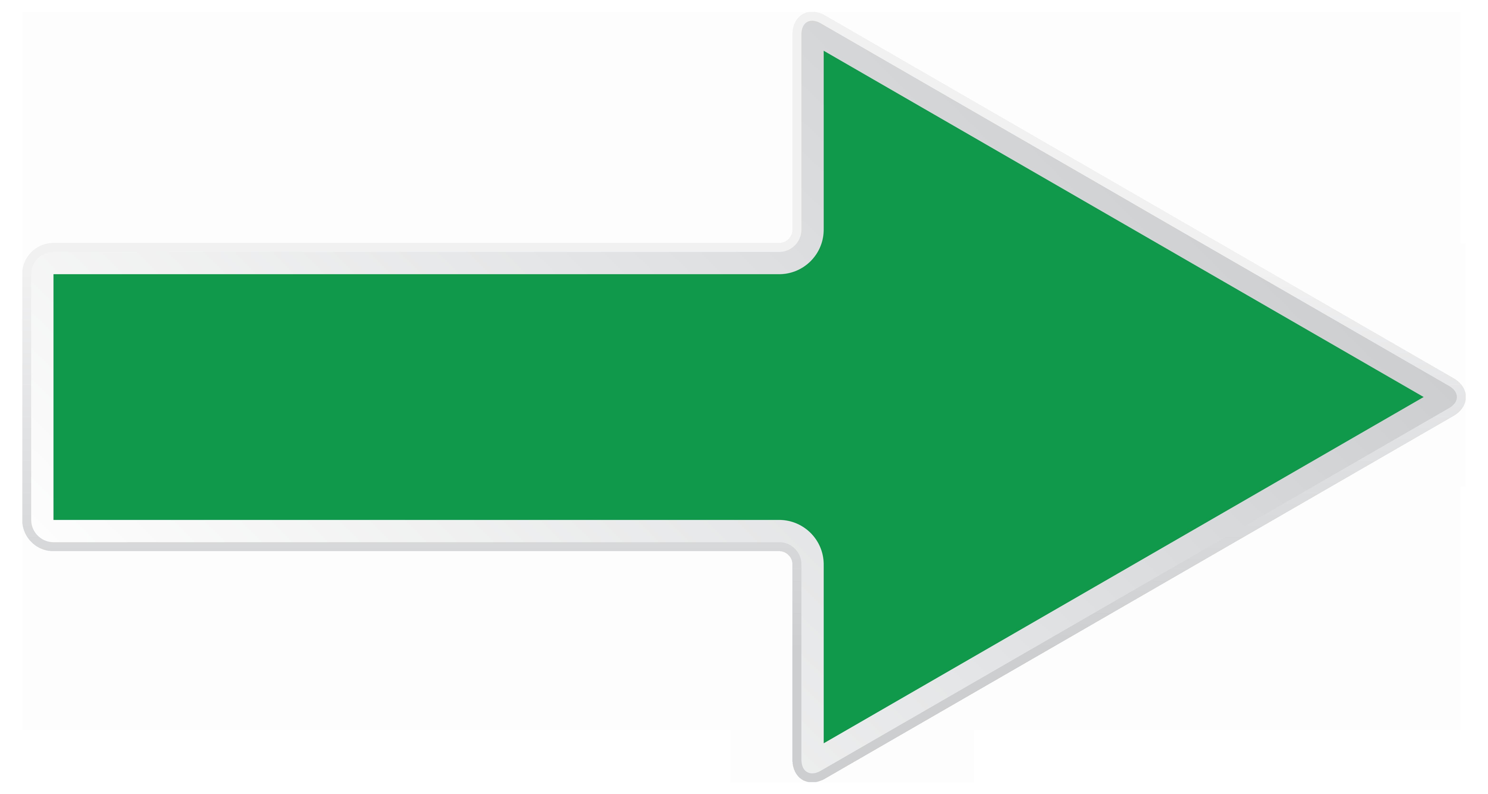 Green arrow transparent png. Arrows clipart right