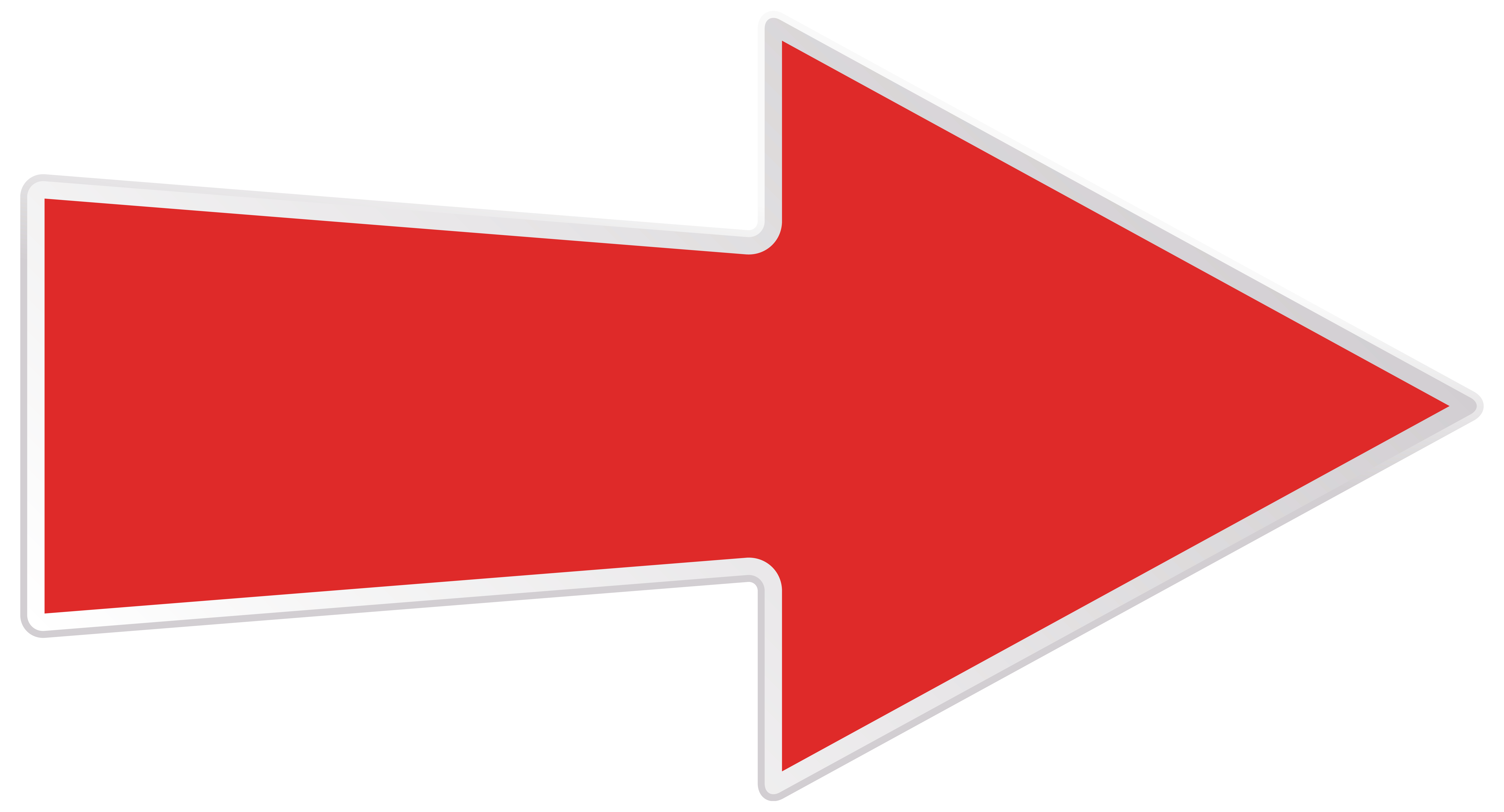 Red right arrow transparent. Arrows images png