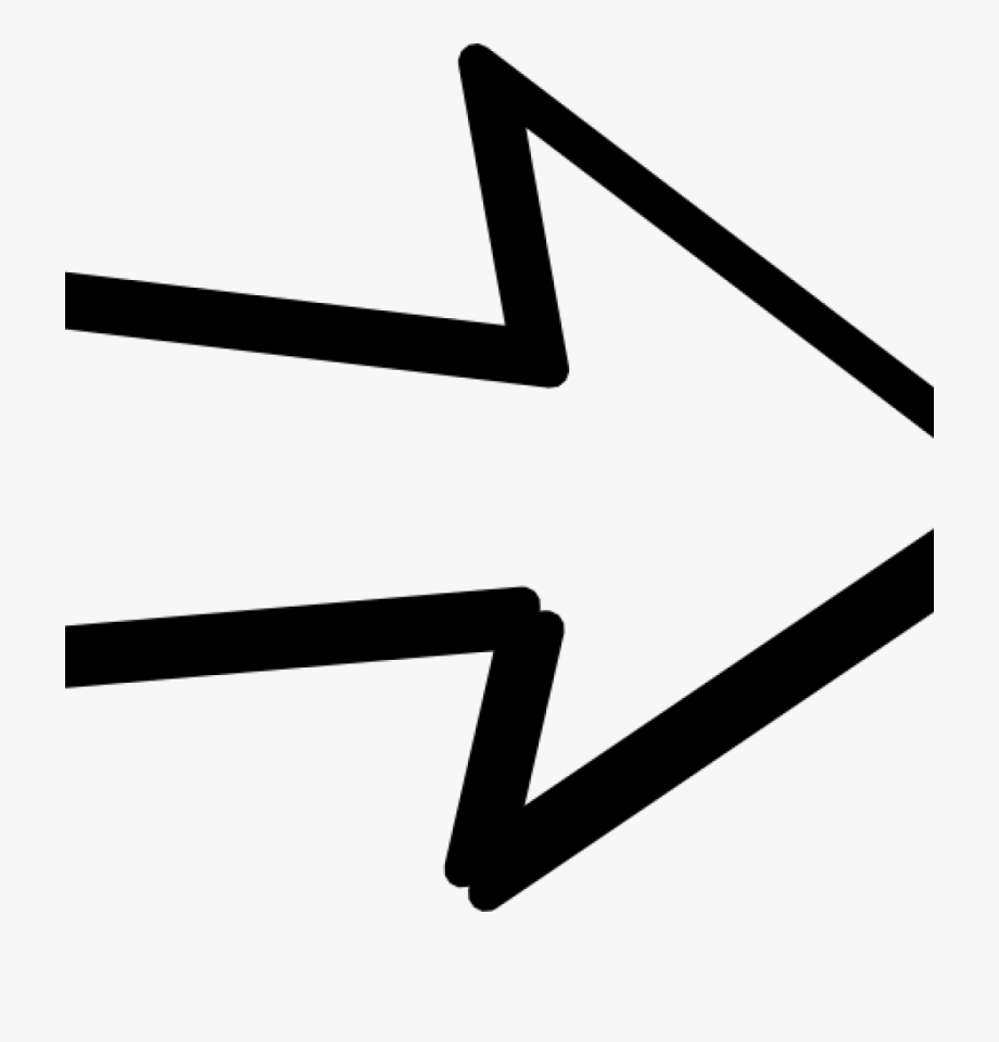 Arrow clipart right. Graphic freeuse