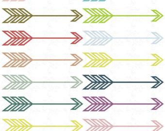 Arrows clipart shabby chic. Feather arrow clip art