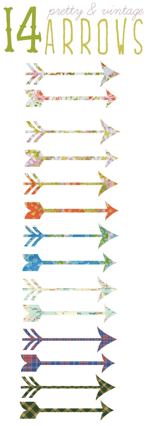 Arrows clipart shabby chic.  best feathers images