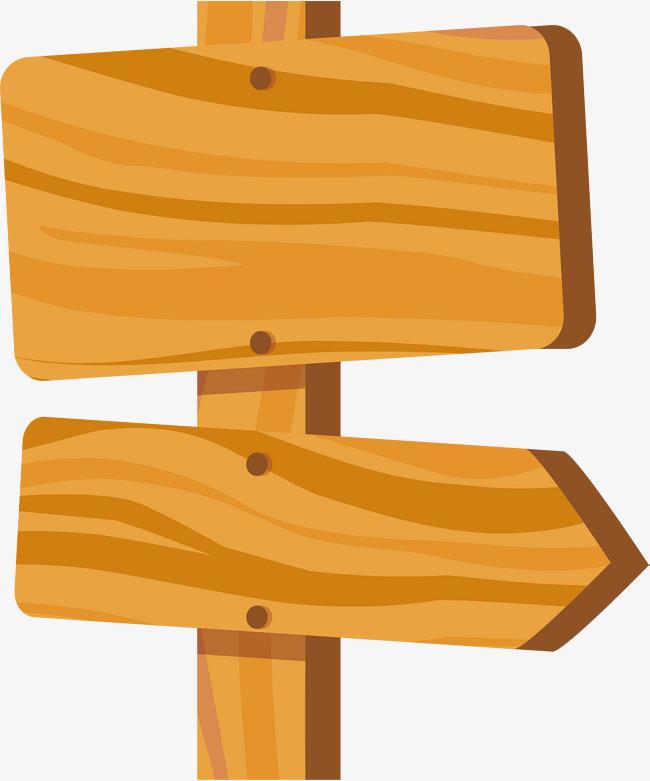 Combination arrow board sign. Arrows clipart signboard