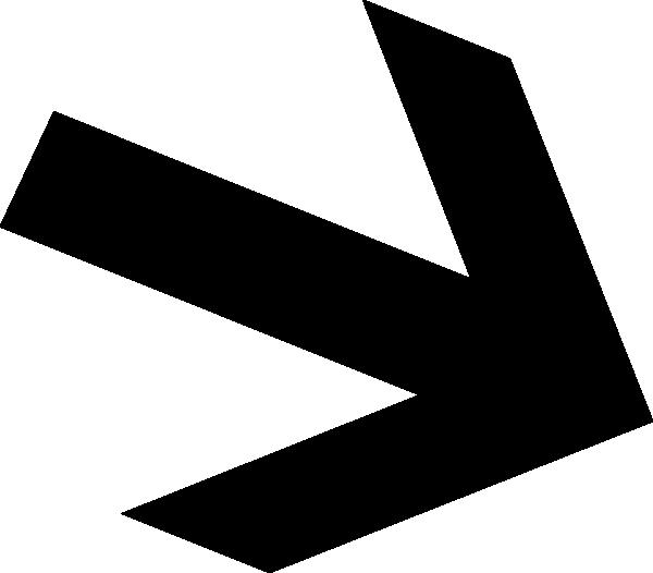 Clipart arrows filigree. Down arrow clip art