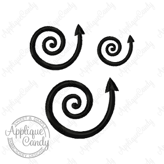 Arrows clipart swirl. Arrow mini solid fill
