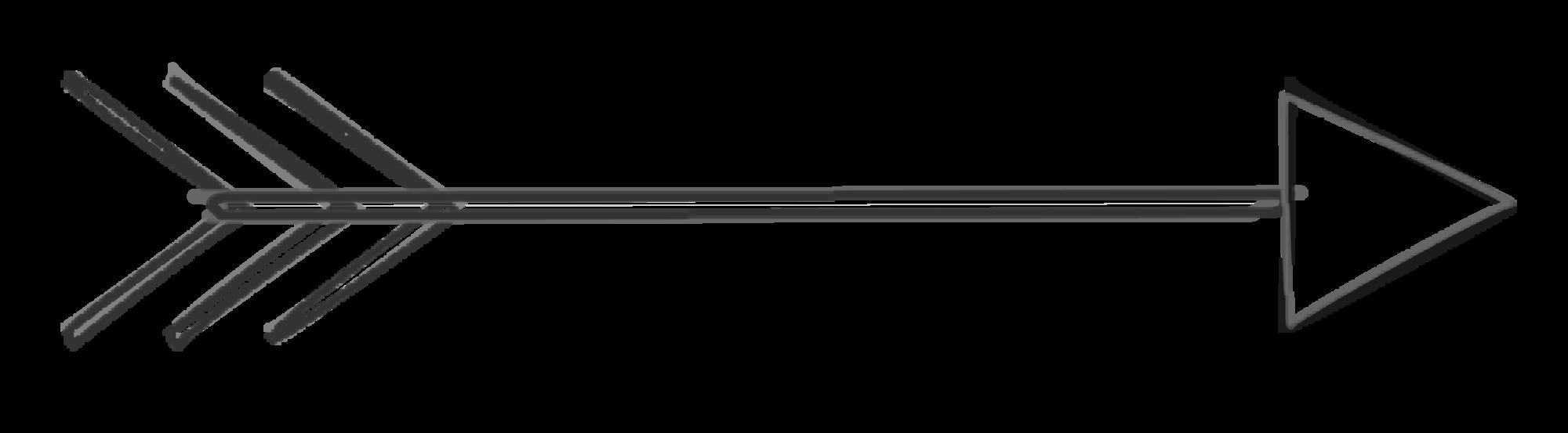 Arrows clipart transparent background. Image a db e