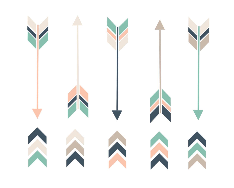 indian clip art. Arrow clipart vector
