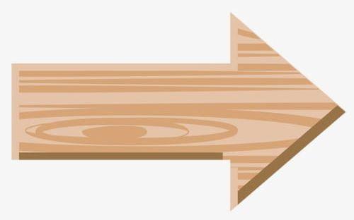 Png . Arrow clipart wood