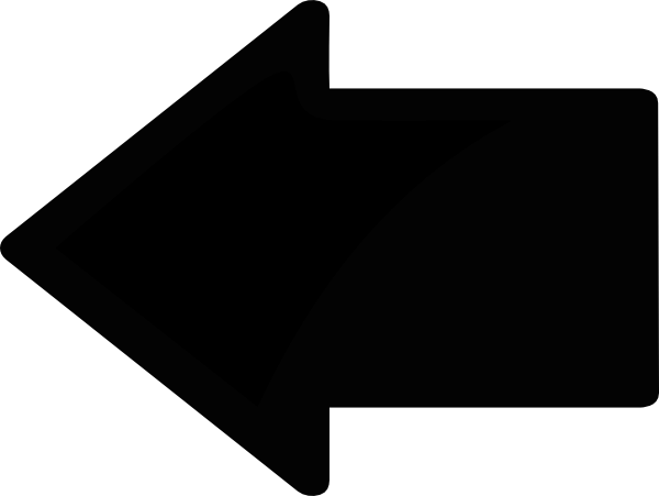 Arrow vector png. Black clip art at
