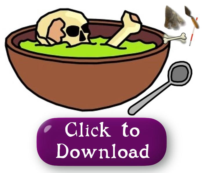 Arrowhead clipart archaeology. Free mouse cursors archaeosoup