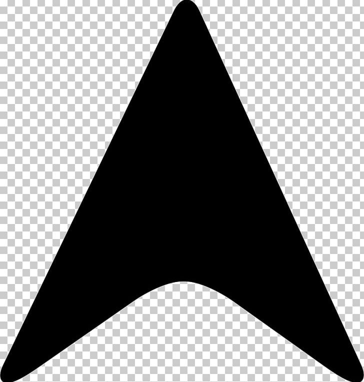 Arrowhead clipart black and white. Computer icons png angle