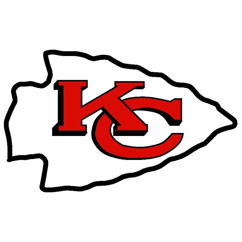 Arrowhead clipart chiefs. Kansas city cheifs emblem