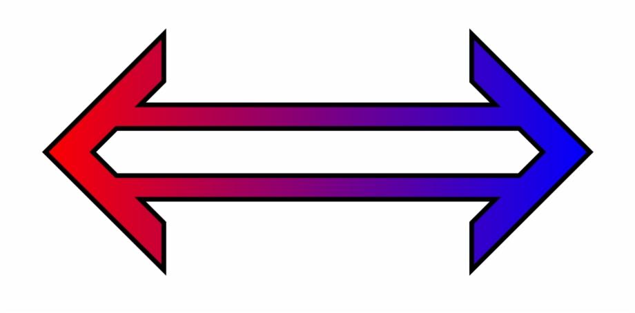 Arrowhead clipart end. Double animated gif arrow