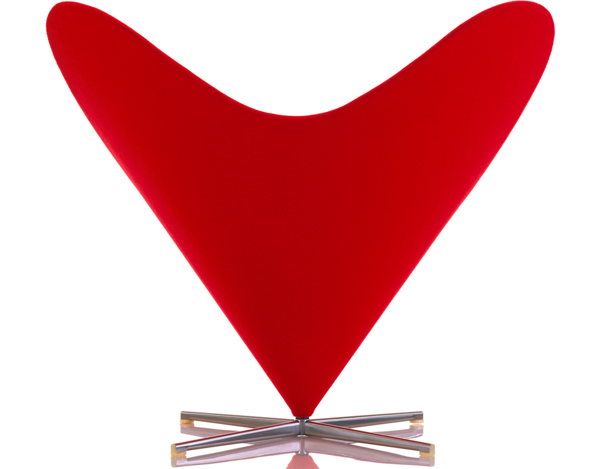 Arrowhead clipart heart shaped. Verner panton chair hivemodern