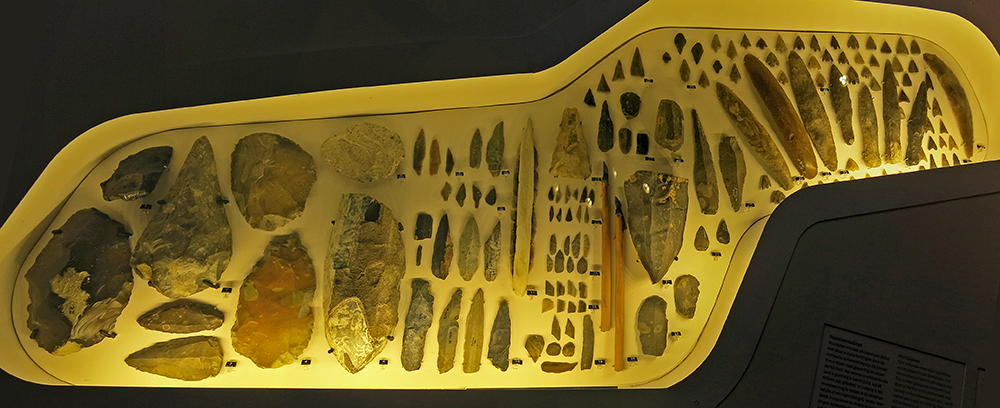 Arrowhead clipart stone age. Tools from the