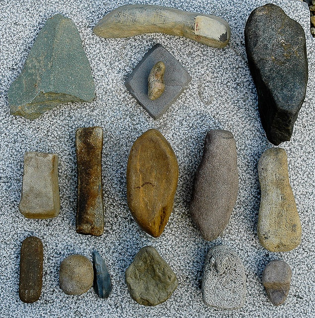 Arrowhead clipart stone tool.  best arrowheads artifacts