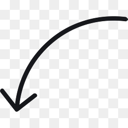 Arrowhead clipart vector. Hand drawn arrows png