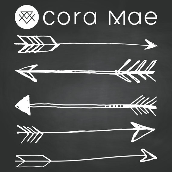 Arrows clipart chalkboard. Large sketched arrow png