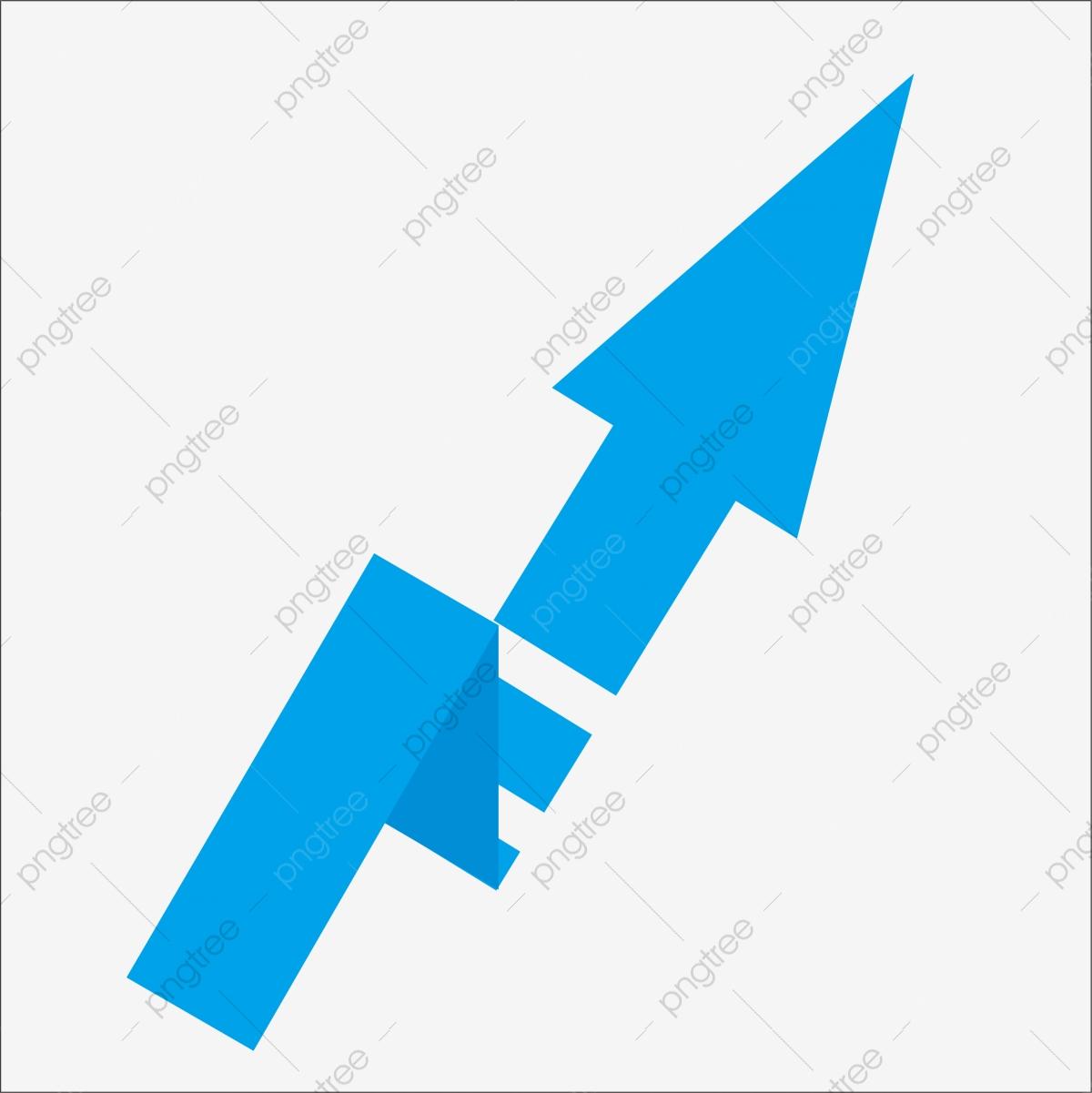 Blue arrow png transparent. Arrows clipart creative