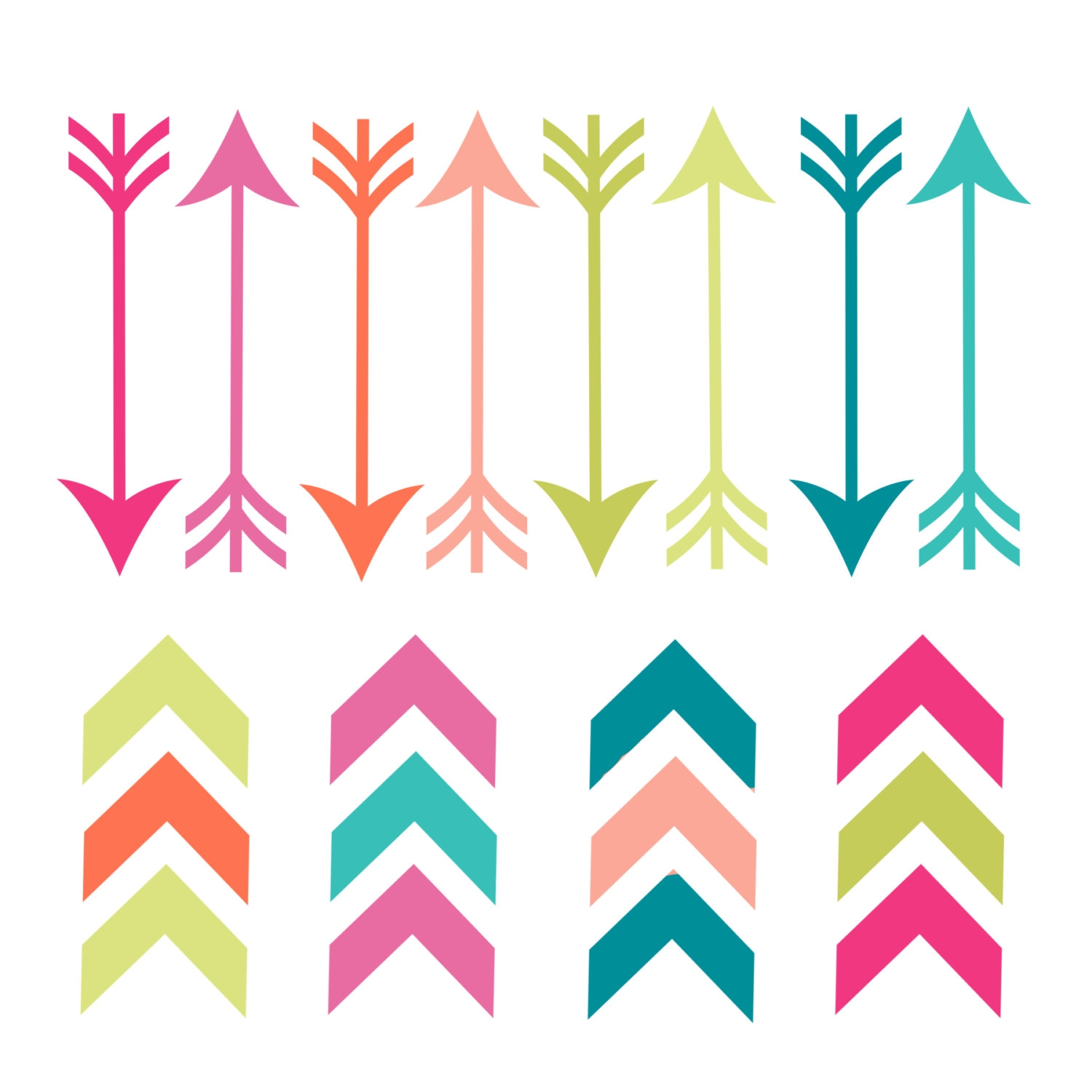 collection of arrow. Arrows clipart cute