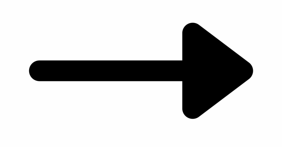 Line with arrow at. Arrows clipart end