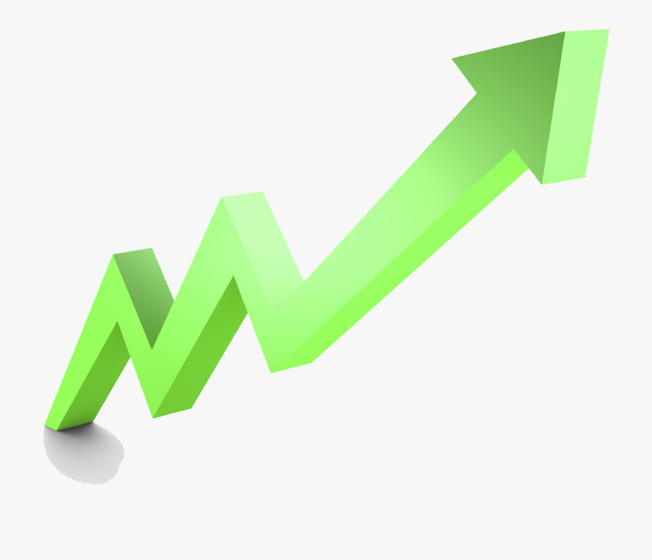 Arrow going up png. Arrows clipart graph