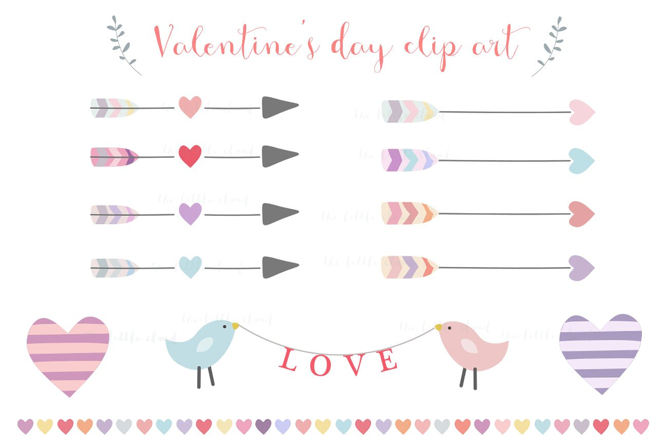 And hearts love clip. Arrows clipart heart