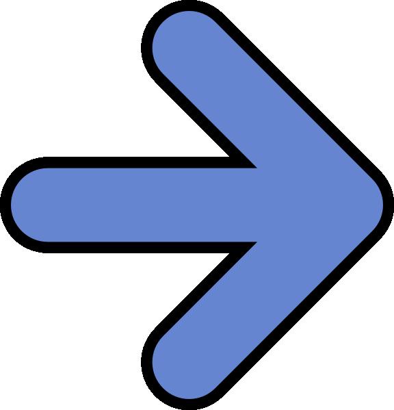 Clipart arrows right. Arrow clip art free