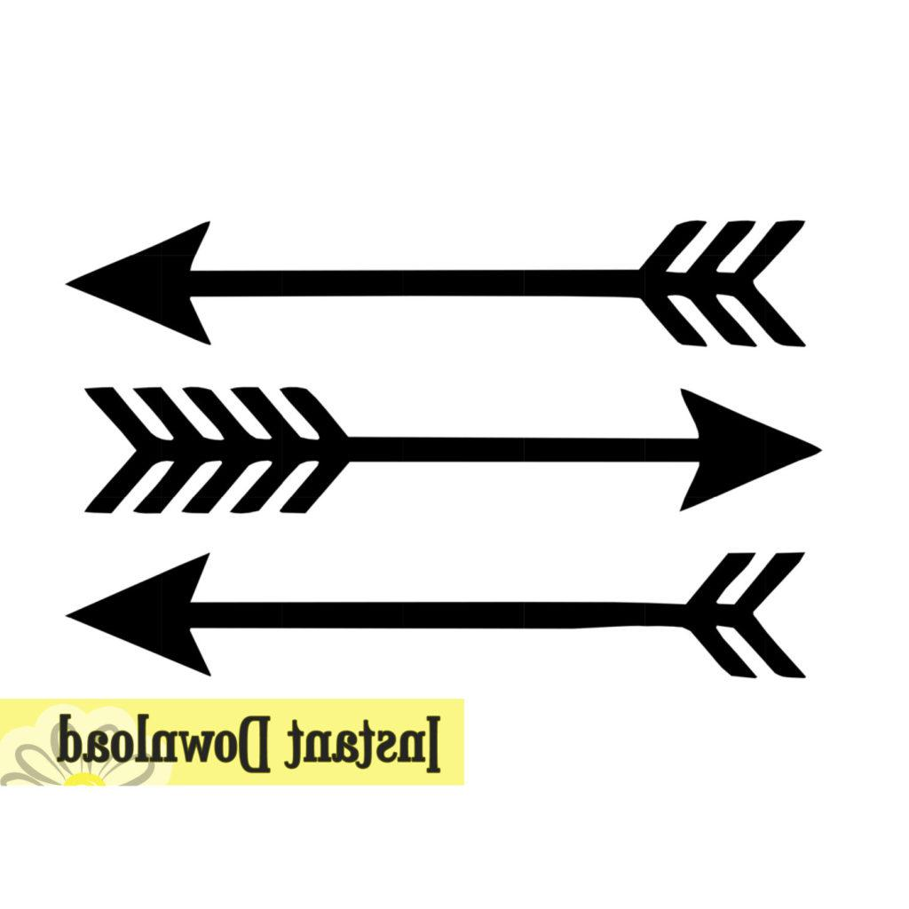 Arrow at getdrawings com. Arrows clipart silhouette