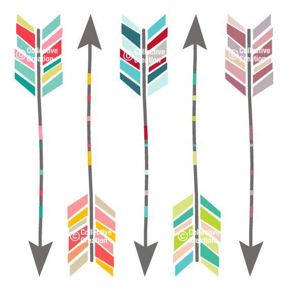 best arrow diy. Arrows clipart trendy