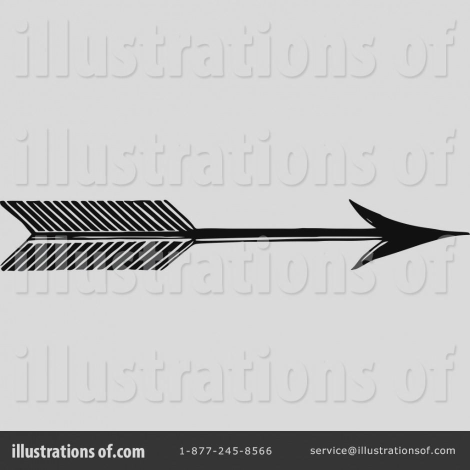 Collection of clip art. Arrows clipart vintage