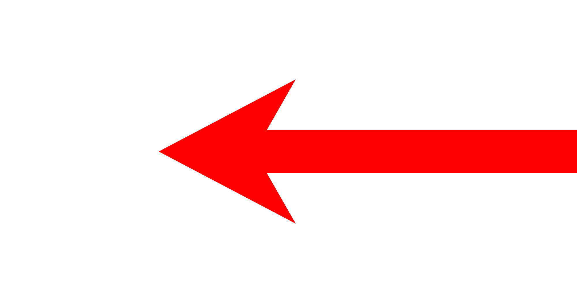 File short left arrow. Arrows images png