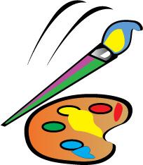 Art clipart art activity. Free school activities cliparts