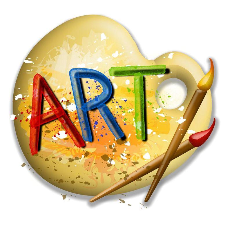 Art clipart art class. Cy fair music arts