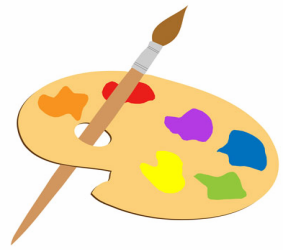 Wrapping up the year. Art clipart art class