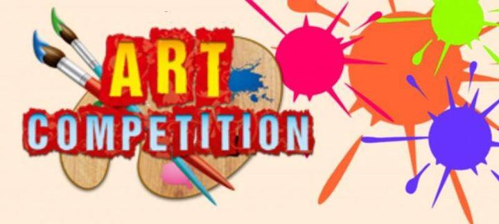 Strokearts studio at singapore. Art clipart art competition