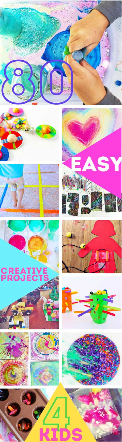 Art clipart art craft.  easy creative projects