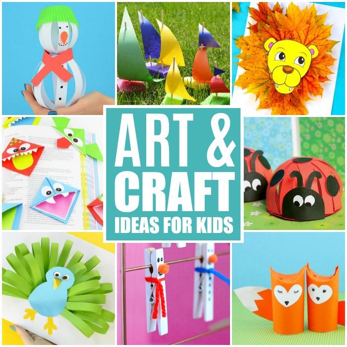 Art clipart art craft. Crafts for kids tons