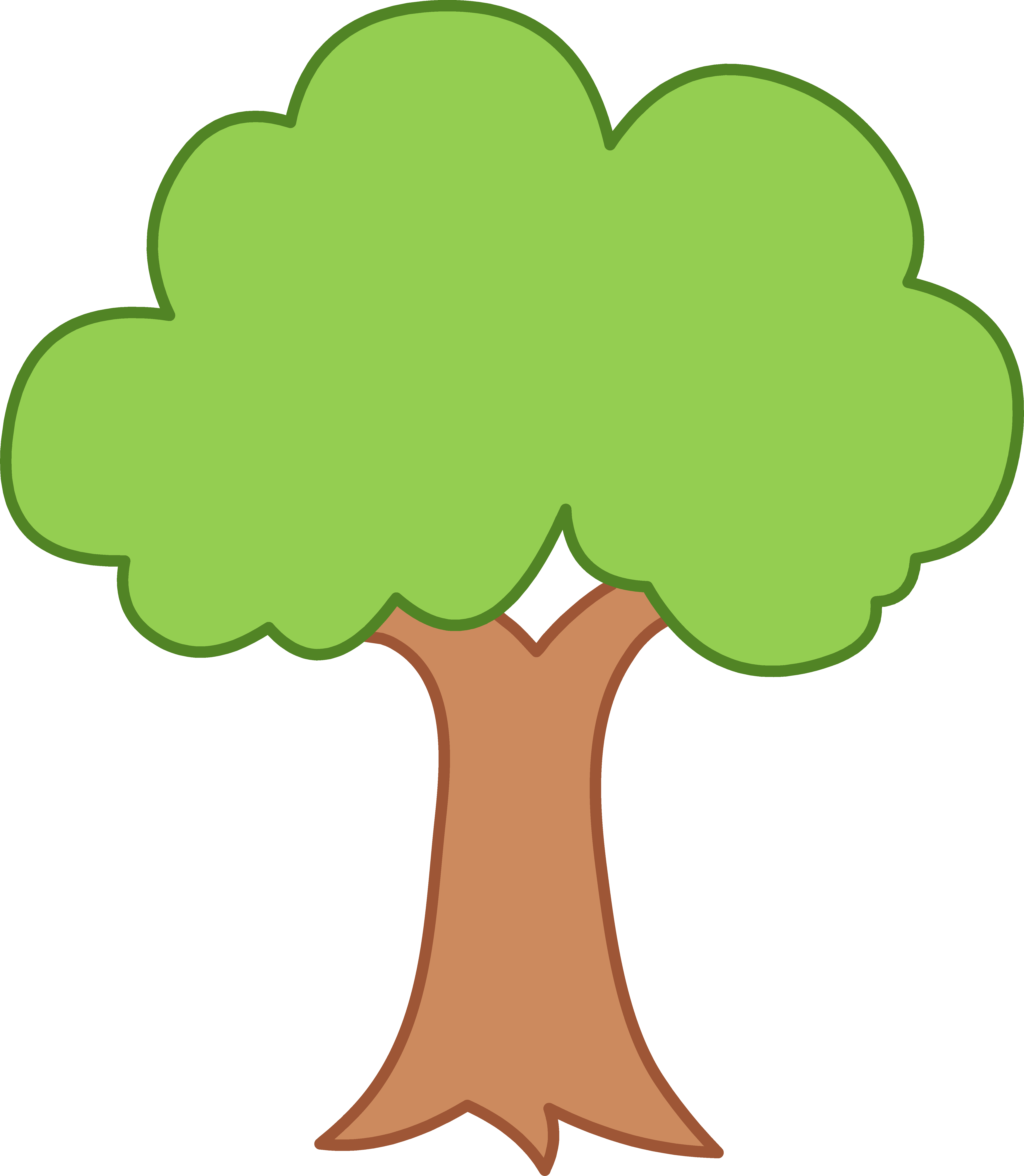 Clipart smile tree. Panda free images clip
