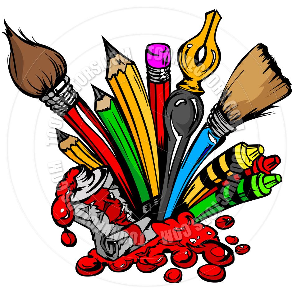 Art clipart art material. Fire burning materials