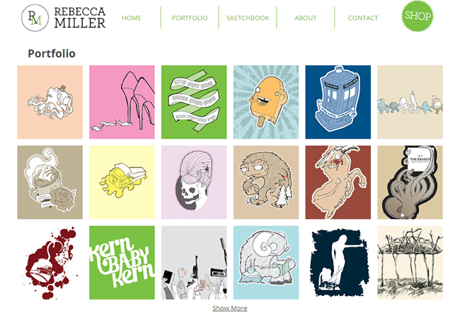 outstanding online portfolios. Art clipart art portfolio